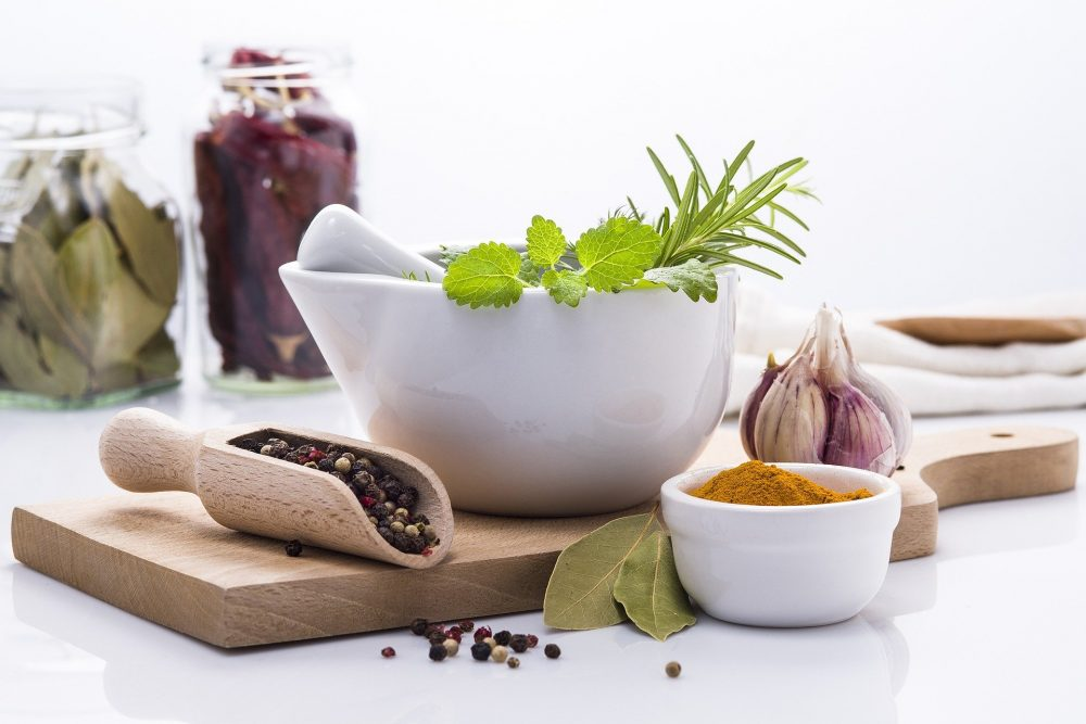 herbs for a slow metabolism, metabolism boosting herbs and spices