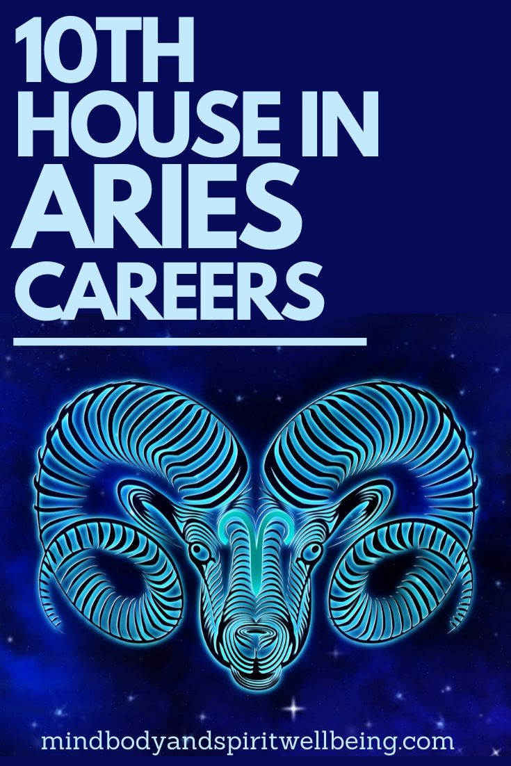 Aries in tenth house, 10th house Aries