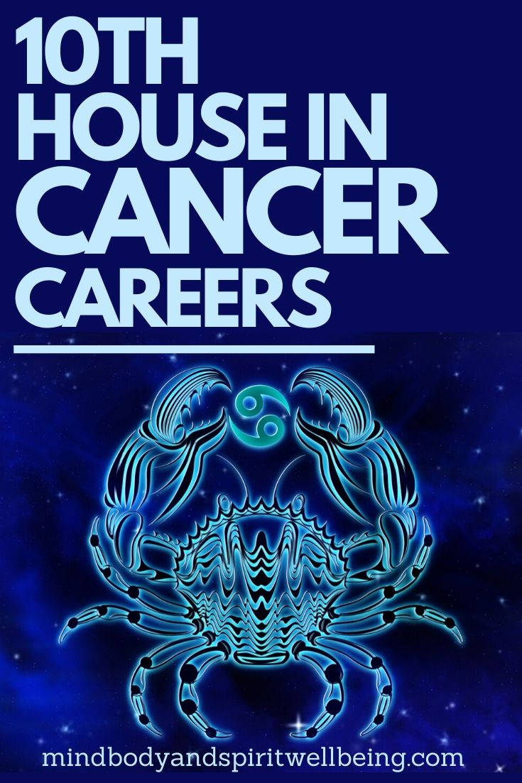 Cancer in tenth house, 10th house Cancer