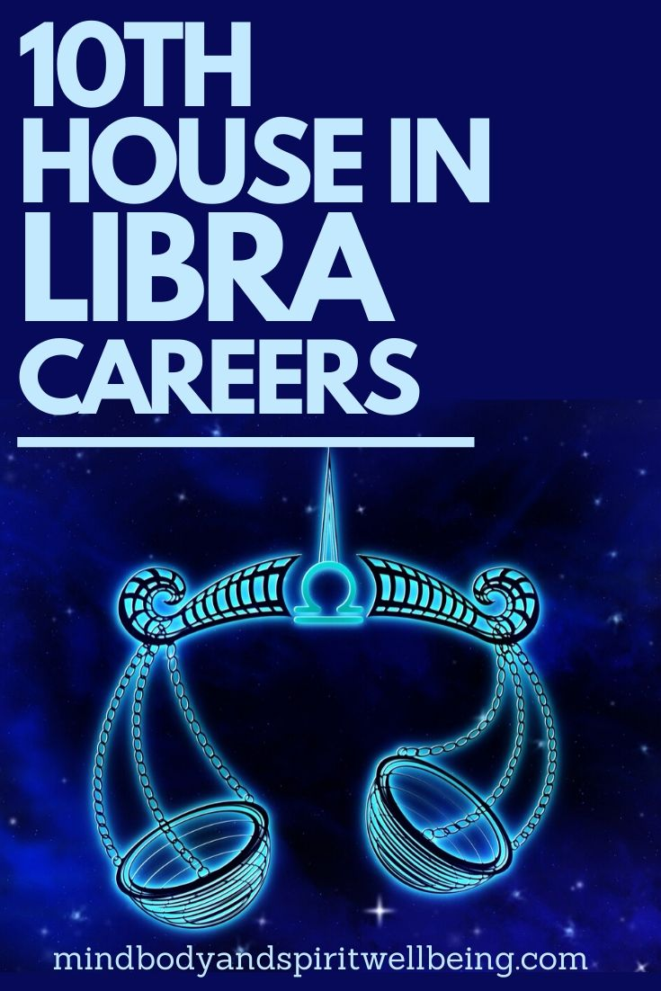 Libra in tenth house, 10th house Libra